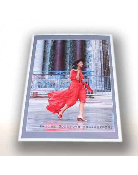Фото хартия Premium Raster 260 - 100 листа