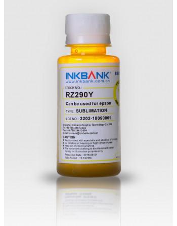 Inkbank RZ290Y Yellow сублимационно мастило