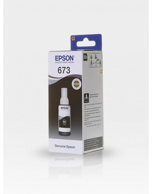 Мастило Epson T6731 Black (L800 L805 L810 L850 L1800)