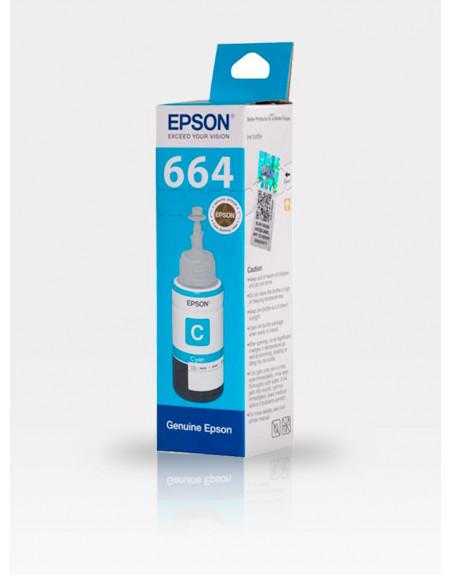 Мастило Epson T6642 Cyan
