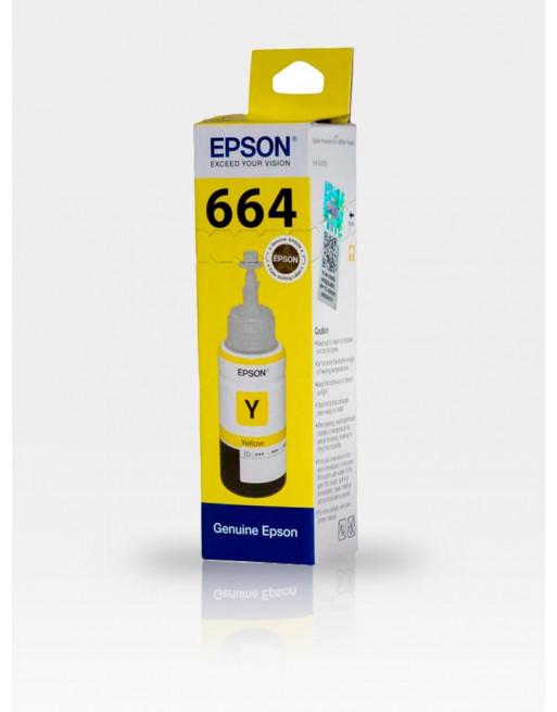 Мастило Epson T6644 Yellow