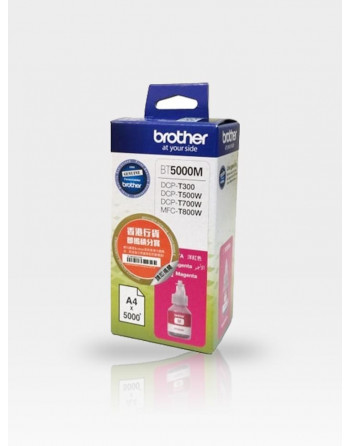 Мастило Brother BT5000M Magenta (DCP-T300, DCP-T500W, DCP-T700W)