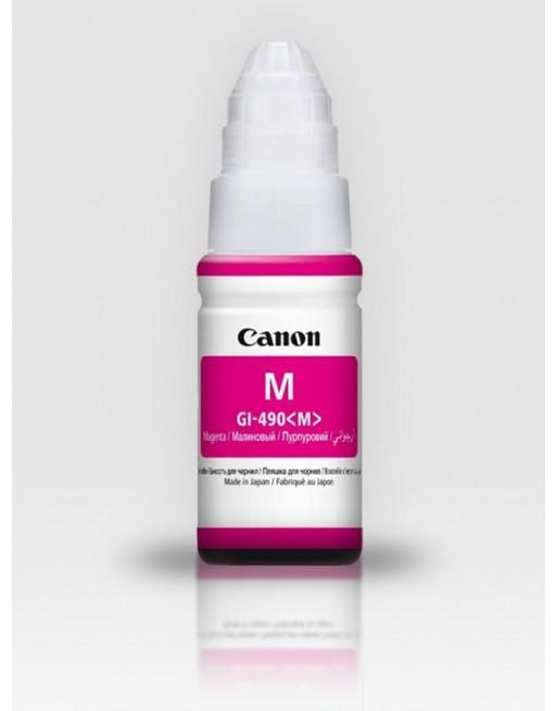 Червено Мастило Canon GI-490 Magenta