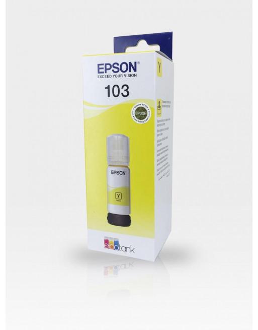 Мастило Epson 103 Yellow