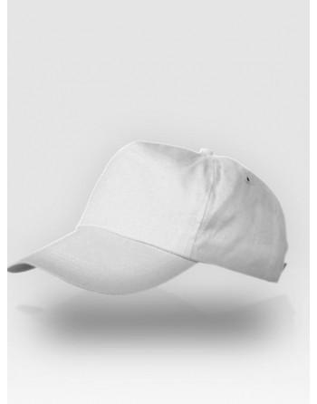 Шапка за сублимация - бяла